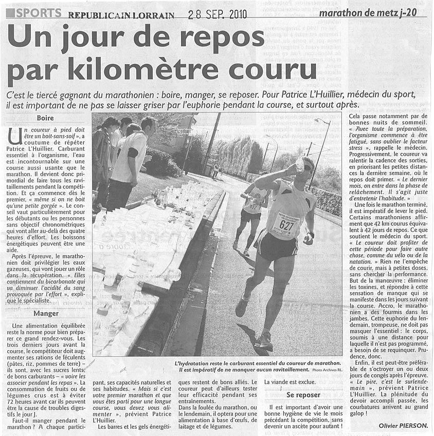 MARATHON DE FLORENCE - Page 2 Marathon