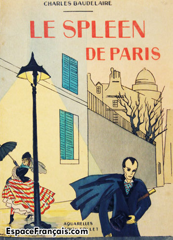 le journal Charles-Baudelaire-Le-Spleen-de-Paris