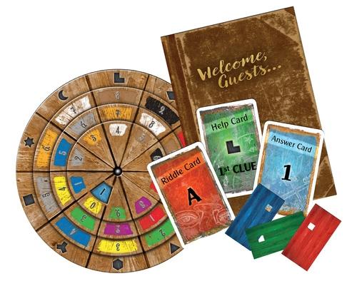 Escape games en jeu de société Exit-cabane-board