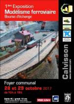28 et 29 octobre 2017 1er salon de modélisme ferroviaire de Calvisson 2363