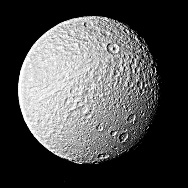 La Tierra y la Luna HD Tethys