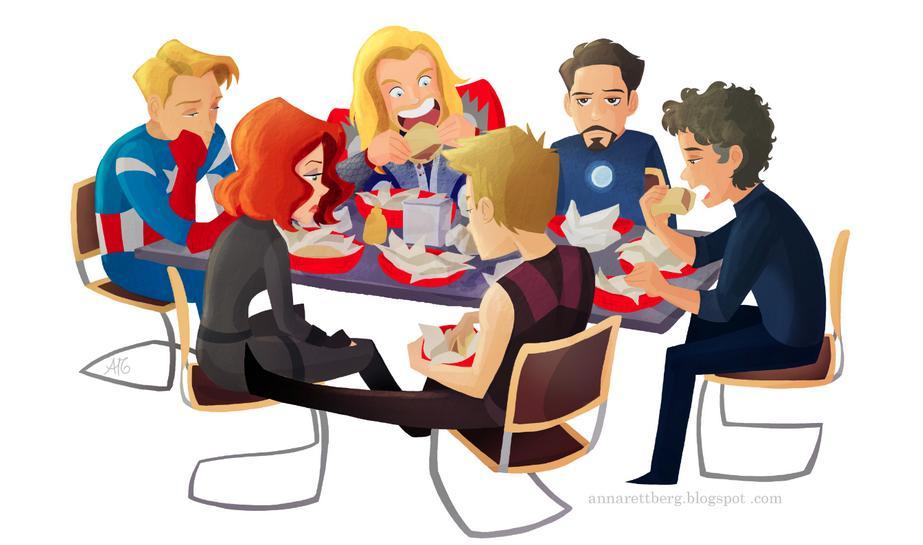 The Avengers FanArts - Página 4 Avengersharman6132012