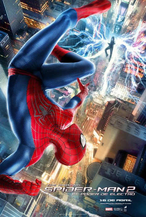 Amazing Spiderman-2 (2014) Poster-the-amazing-spider-man-2-el-poder-de-electro-3