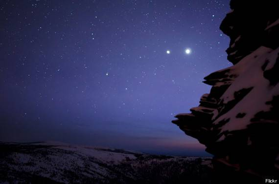 L'étoile de Bethléem a réapparu pour la 1ère fois depuis le Christ  %C3%A9