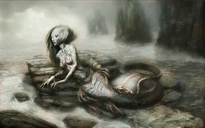 Découvrez le côté obscur de votre signe astrologique... Zodiac-monsters-fantasy-digital-art-damon-hellandbrand-12