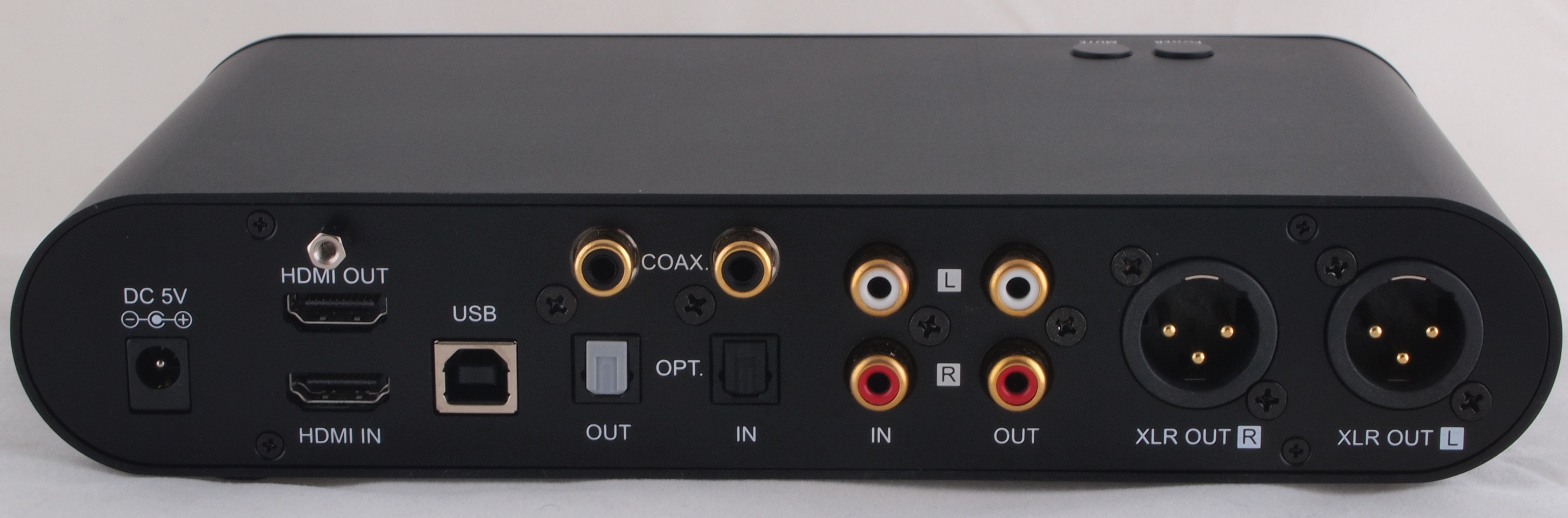 Blue Ray Audio CYP-DCT-21-rear1