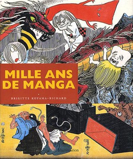 Hokusai Mille-ans-de-manga