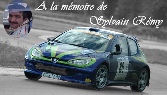 Rallye de Lorainne Sylvainremy