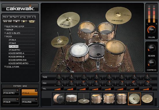 Lista De Plugins (VST) Drums_med