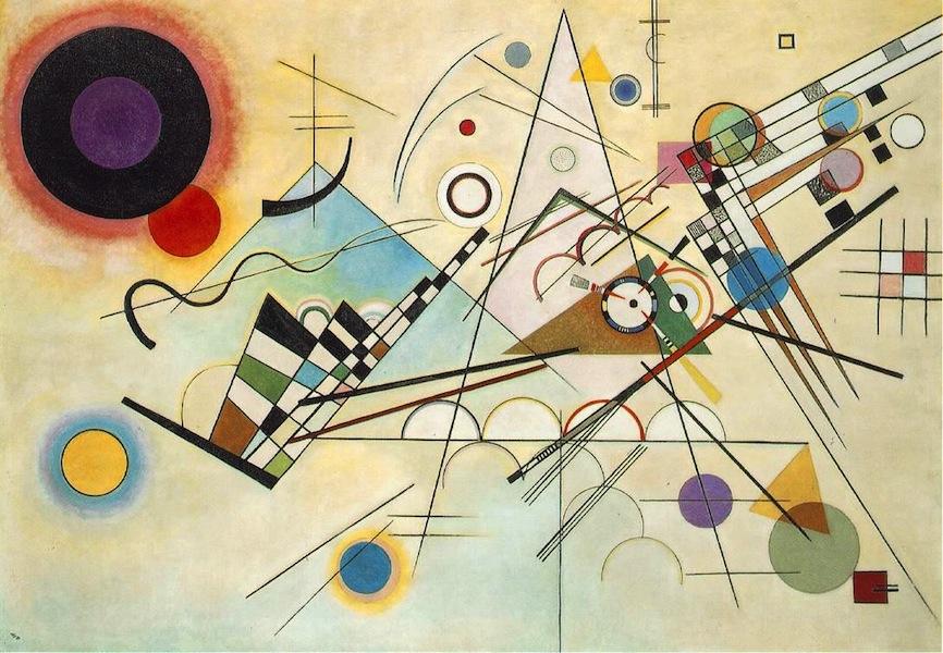 [Jeu] Association d'images - Page 17 Wassily-kandinsky-composition-8