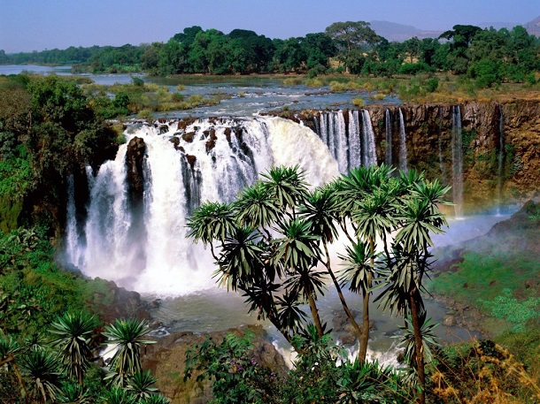 Il principe Coniraya Ethiopia-Tourism