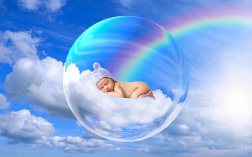 """"""" Il logo della settimana """" 2nd sessione - Pagina 10 Bambini-arcobaleno"""