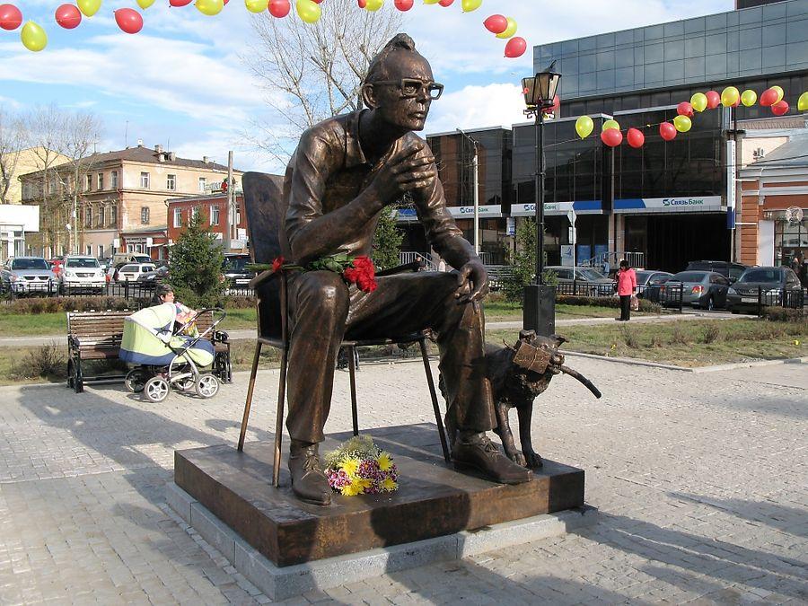 Городские скульптуры - Страница 3 50759e57d0f1a