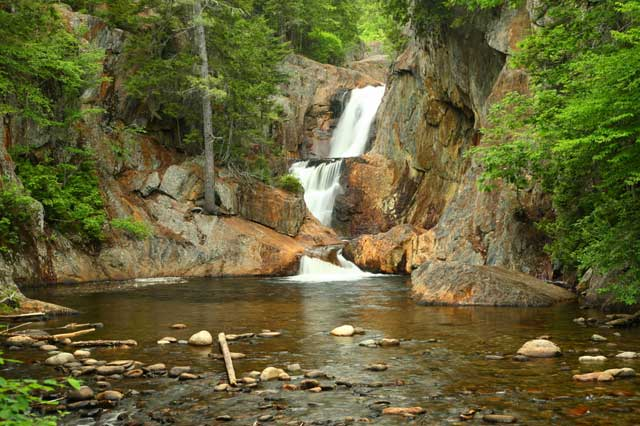 5th Annual Wicked Waterfall Ride  Sprintime-at-Smalls-Falls-near-Rangeley-Maine1