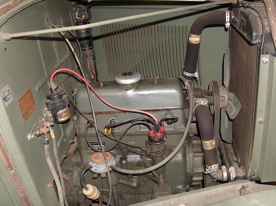 Citroën RU 23 1952 - Style militaire - Ru23motcotedroit
