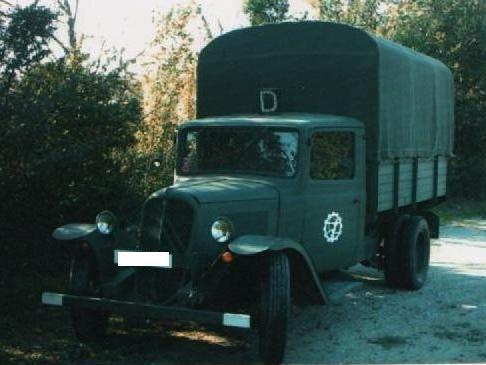 Citroën RU 23 1952 - Style militaire - U23%20bill
