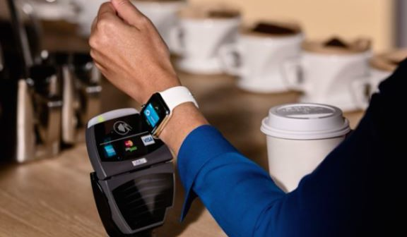 THE MOBILE PAYMENT ERA Apple-576x336