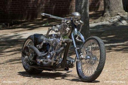 BAT-POD !!!! Motocycle_skull_metal