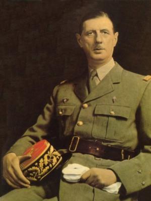 [Ficha] Charles de Gaulle 1890-1970 General