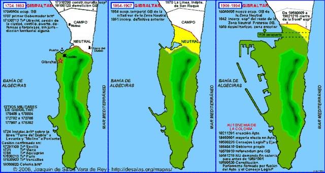 جبل طارق: نزاع أوروبي على هامش البريكست GIBRALTR
