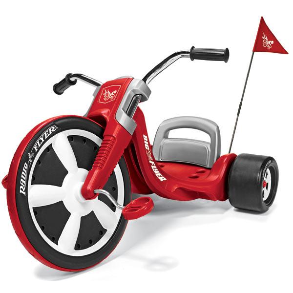 A nova moto do DAIKONI!!! Big-flyer-triciclo-vermelho