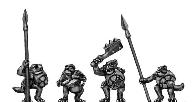 figurines warmaster 400FAN101