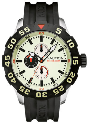Nautica watches dives deep  Nautica2-49a4e