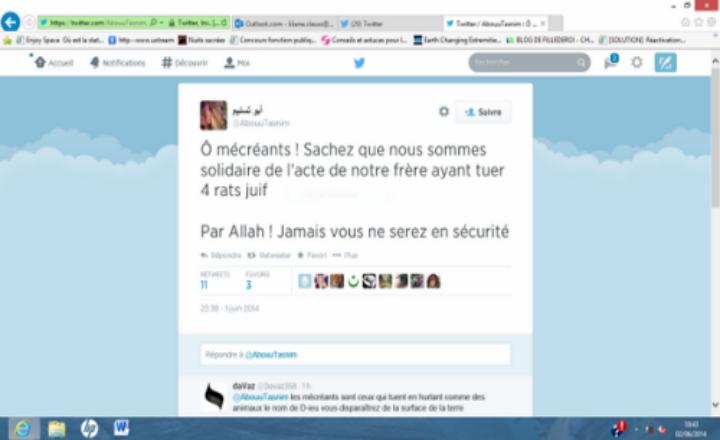 """Mes fils ont été """"conditionnés"""" par des jihadistes français - Page 7 Djihad"""