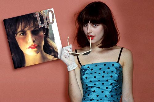 chanteurs et acteurs avant et aujourd hui  Lio_5