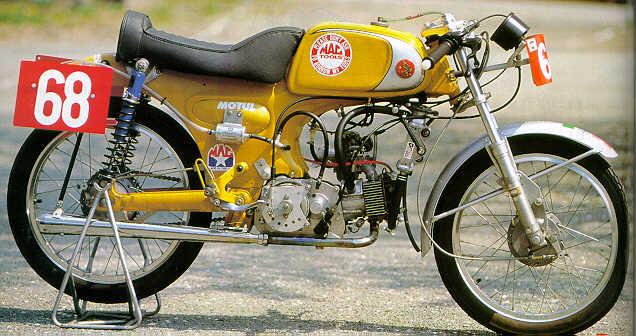 Honda racer 50 cub Cubprix