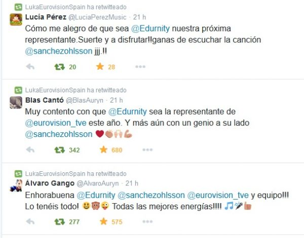 ESPAÑA 2015 >> Edurne 'Amanecer' (II) - Página 3 _15012015_094718_ed_2