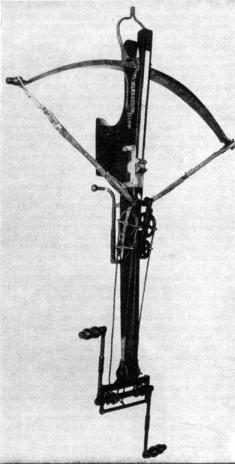 Spanish crossbows in museums 02044501