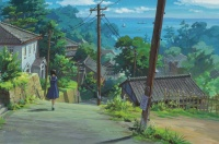 Goro Miyazaki Coquelicots