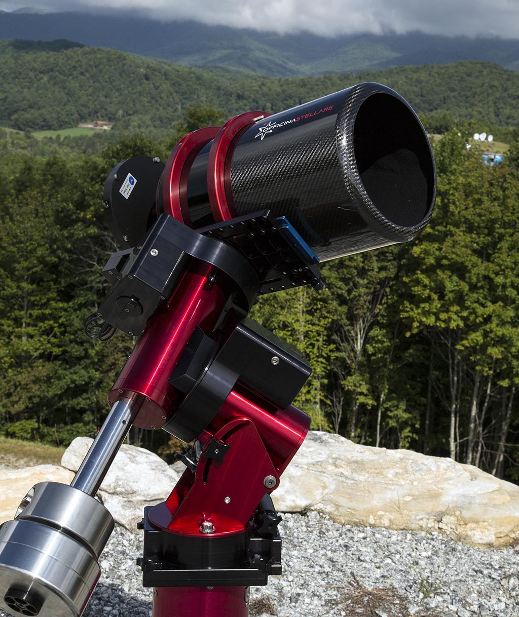 Nouvel Observatoire a Vagney, photos de la construction - Page 3 Mightymount