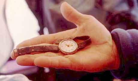 Des montres qui appartiennent à l'histoire ...  WatchWHourHand