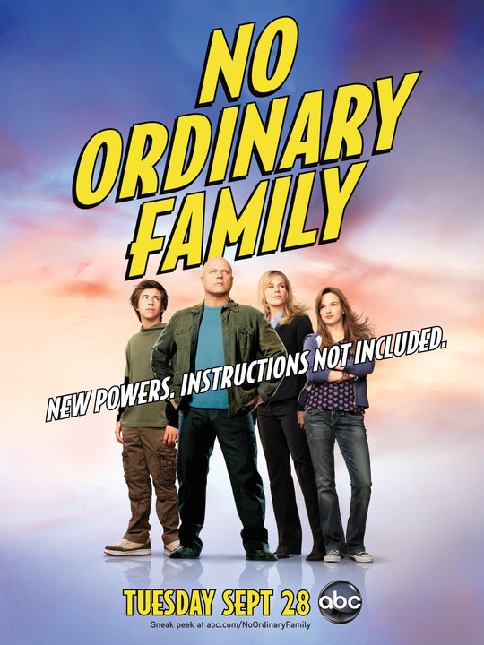 Igor®  FORUM - Portale No-ordinary-family-poster