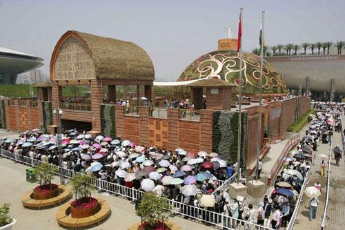 El Skyline de la Tierra India-pavilion-shanghai-2010