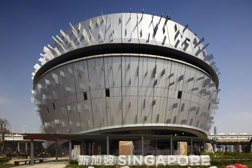 El Skyline de la Tierra Singapore-pavilion-shanghai-2010