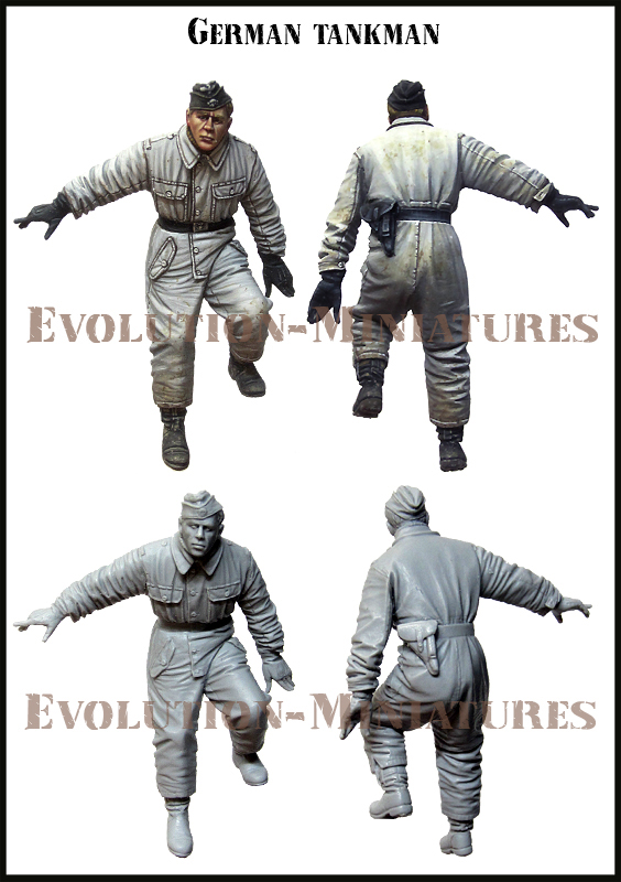 New from Evolution Miniatures 1