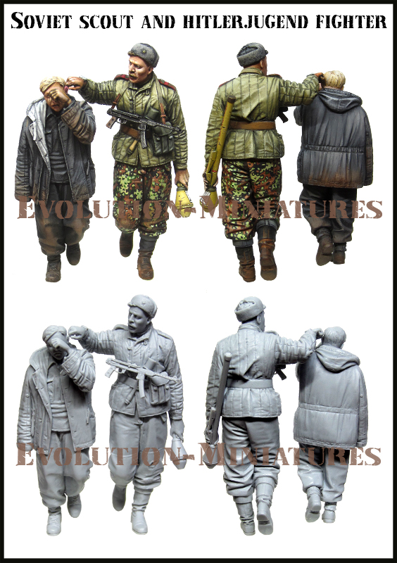 New from Evolution Miniatures 2