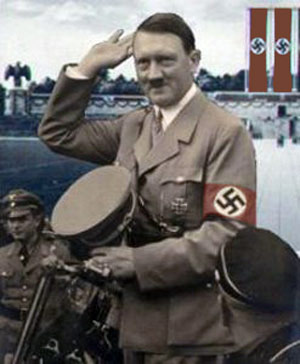 THIS DAY IN HISTORY Hitler