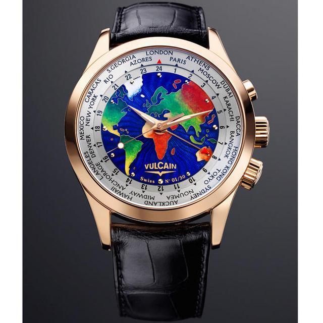 Baselworld 2016 : Vulcain - Page 2 Vulcain-Cloisonne-Worldtime