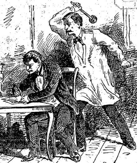 Victor-Joseph Prévost - le boucher de la Chapelle - 1880 Prevost