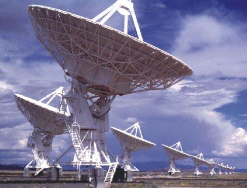 Un ciel désespérément vide – Faut il (déjà) tirer un bilan de SETI ? - Page 3 Vla006_nrao