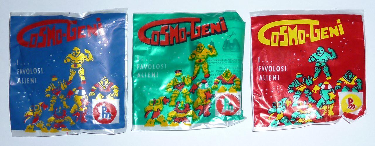 Cosmo-Geni / Cosmogeni - Cosmogini / Kosmogini... Parliamone 01