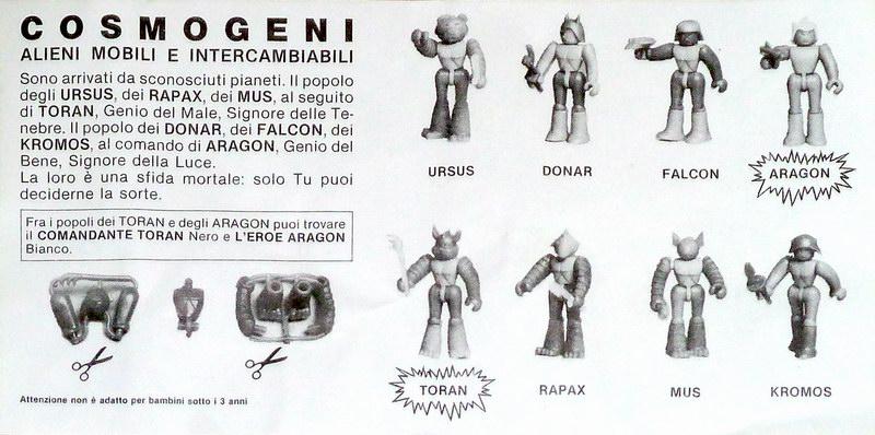 Cosmo-Geni / Cosmogeni - Cosmogini / Kosmogini... Parliamone 03