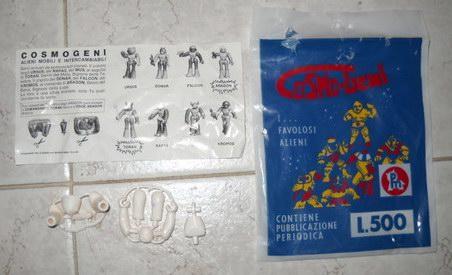 Cosmo-Geni / Cosmogeni - Cosmogini / Kosmogini... Parliamone 07