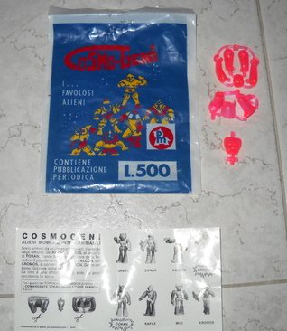 Cosmo-Geni / Cosmogeni - Cosmogini / Kosmogini... Parliamone 09