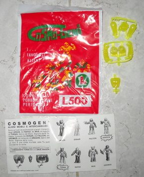 Cosmo-Geni / Cosmogeni - Cosmogini / Kosmogini... Parliamone 12