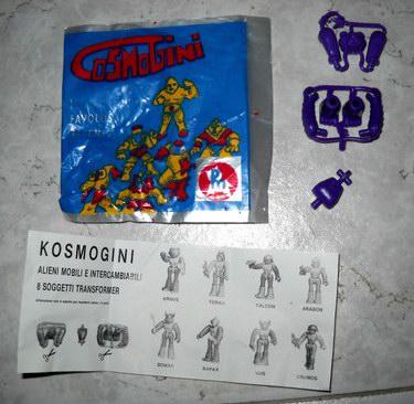 Cosmo-Geni / Cosmogeni - Cosmogini / Kosmogini... Parliamone 19